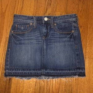 Girls Blue Jean skirt!!
